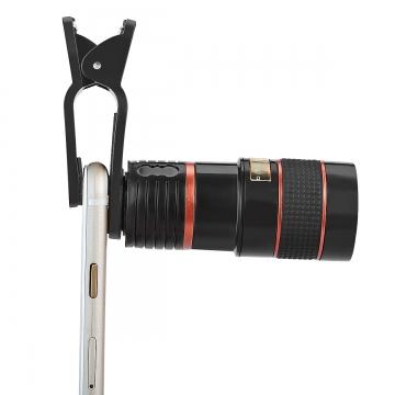 telephoto lens for smartphone camera