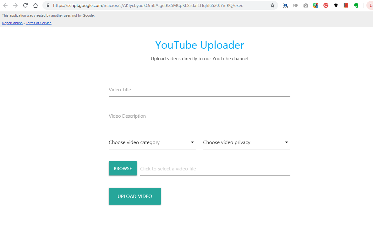 Let Others Upload Videos To Your YouTube Channel