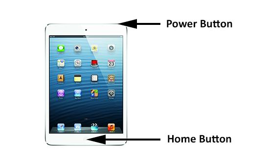 how to take a screenshot on an ipad